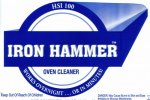 IH2 ea Iron Hammer -One Gallon