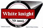 White Knight-non ammonia floor stripper